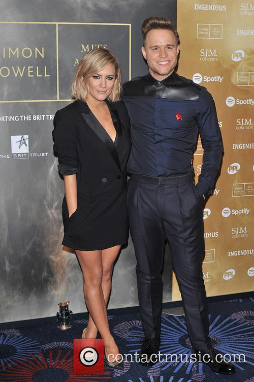 Olly Murs And Caroline Flack Confirm 'X Factor' Departure
