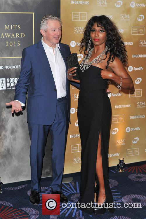 Louis Walsh and Sinitta 3