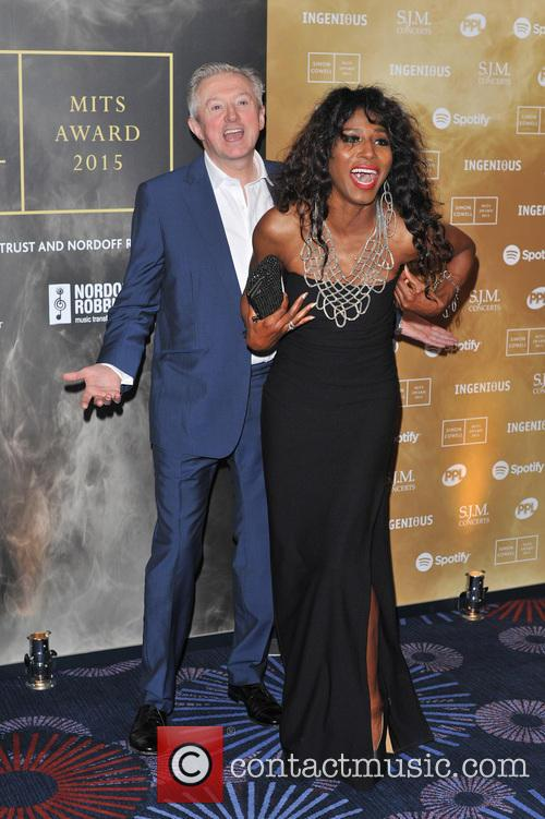 Louis Walsh and Sinitta 4