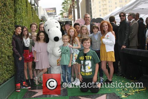 Snoopy and Voice Cast Of
