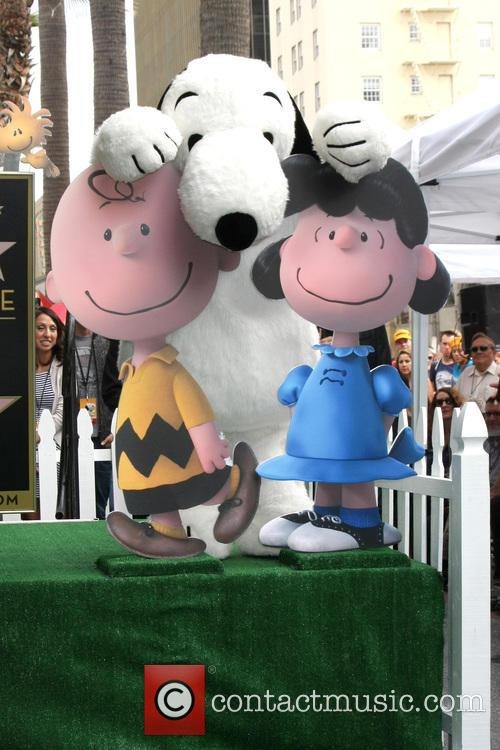 Charlie Brown, Snoopy and Lucy 1