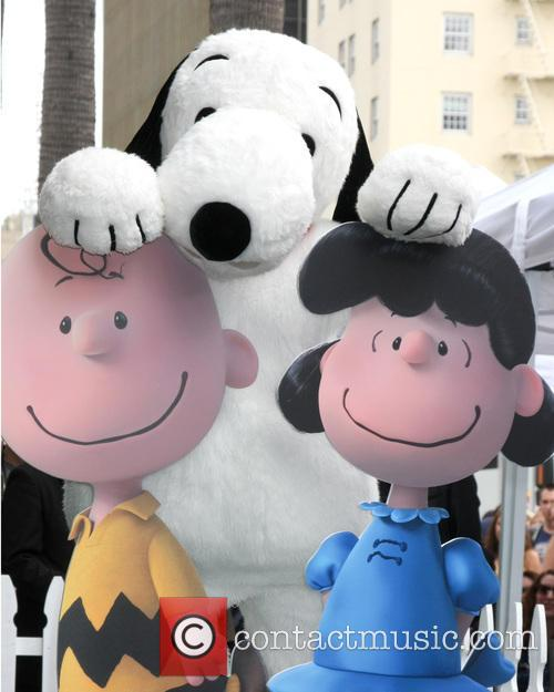Charlie Brown, Snoopy and Lucy 3