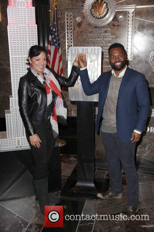 Sara Ramirez and Baratunde Thurston 3