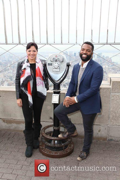 Sara Ramirez and Baratunde Thurston 4