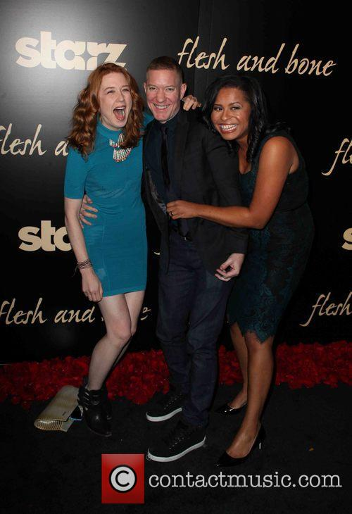 Lucy Walters, Joseph Sikora and Courtney Kemp Agboh 3