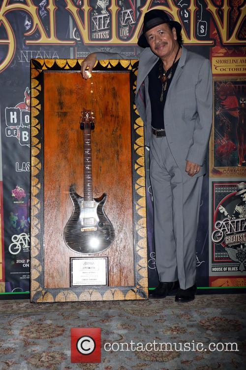 Carlos Santana 5