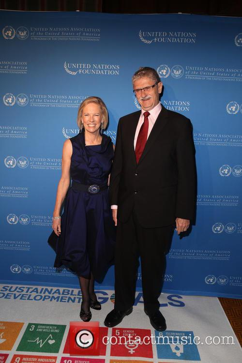 Kathy Calvin and Mogens Lykketoft 7