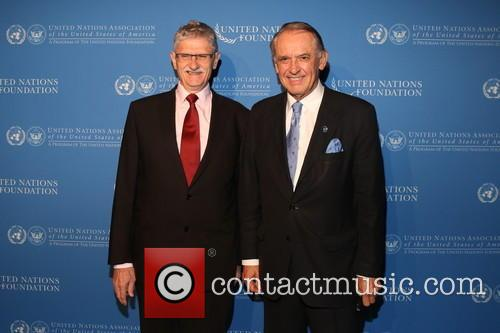 Mogens Lykketoft and Jan Eliasson 1