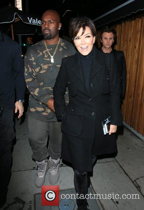 Cory Gamble, Kris Jenner and Jonathan Cheban 2