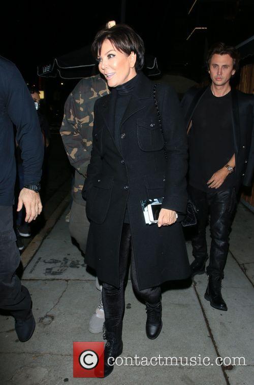 Kris Jenner and Jonathan Cheban 1