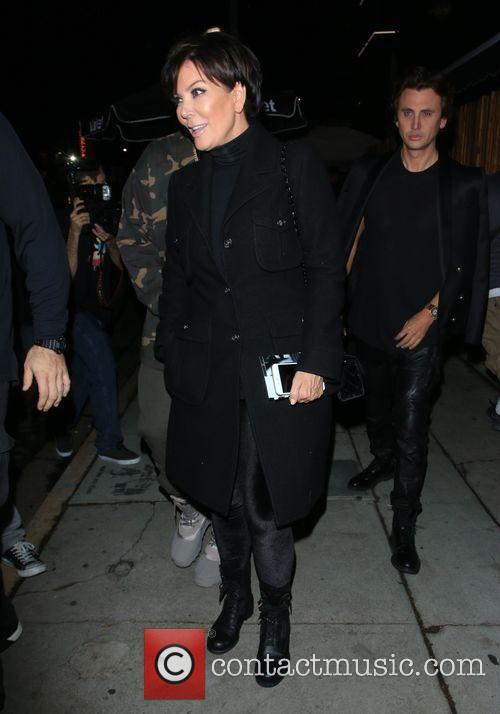 Kris Jenner and Jonathan Cheban 2