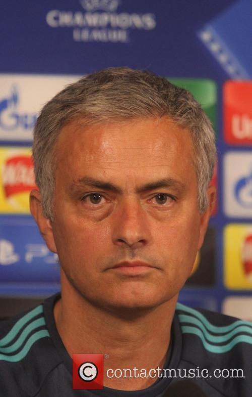 Jose Mourinho 8