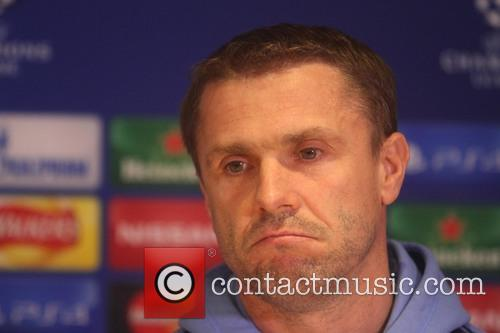 Dynamo, Sergei Rebrov and Kiev 1