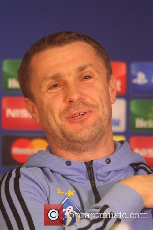 Dynamo, Sergei Rebrov and Kiev 10