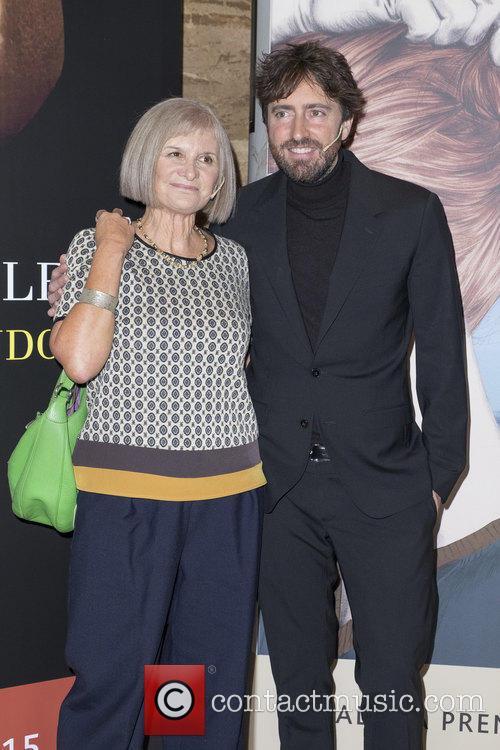 Alicia Gimenez Bartlett and Daniel Sánchez Arévalo 2