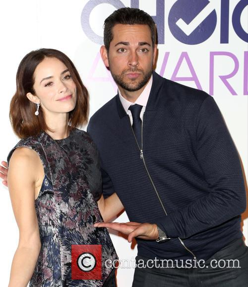 Abigail Spencer and Zachary Levi 6