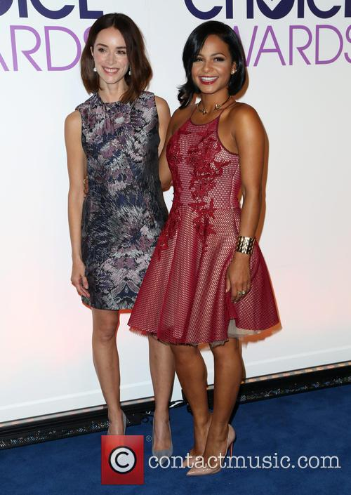 Abigail Spencer and Cristina Milan 11