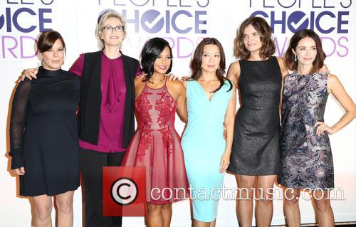 Marcia Gay Harden, Jane Lynch, Cristina Milan, Ming-na Wen, Betsy Brandt and Abigail Spencer 3