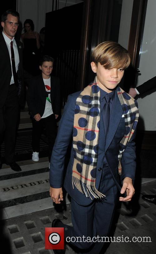 Romeo Beckham 3