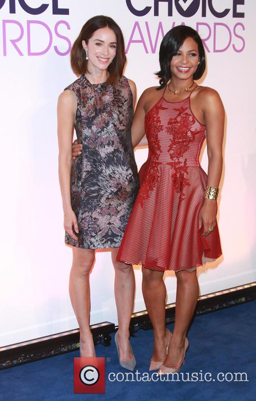 Abigail Spencer and Christina Milian 6