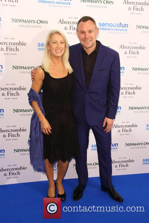 Clea Newman and David Gray 1