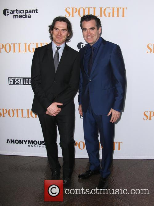 Billy Crudup and Brian D'arcy James 1