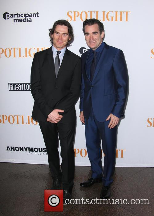 Billy Crudup and Brian D'arcy James 2