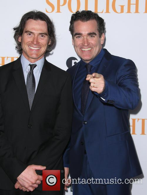 Billy Crudup and Brian D'arcy James 6