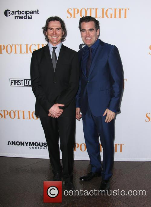 Billy Crudup and Brian D'arcy James 8