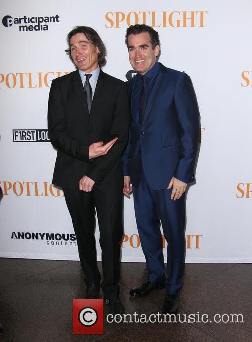 Billy Crudup and Brian D'arcy James 9