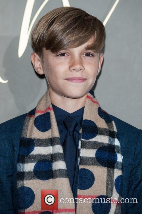 Romeo Beckham 2