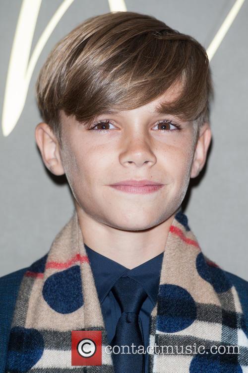 Romeo Beckham 7