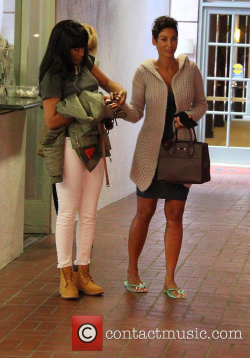 Nicole Murphy and Bria Murphy 4
