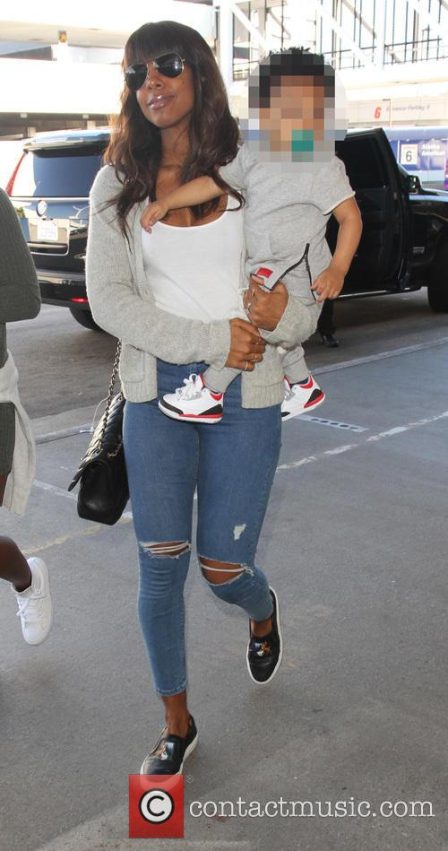 Kelly Rowland and Titan Jewell Witherspoon 2