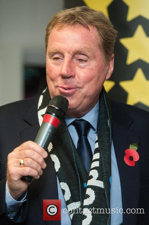Bloomberg and Harry Redknapp 1
