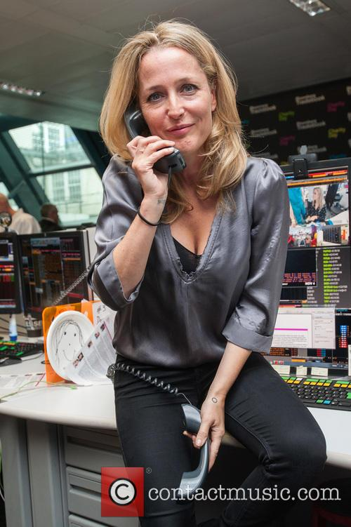 Gillian Anderson and Bloomberg 10