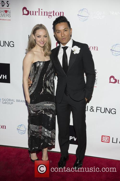 Amanda Seyfried and Prabal Gurung 7