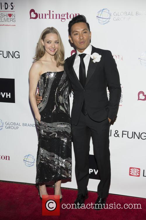 Amanda Seyfried and Prabal Gurung 8
