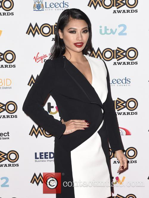 Vanessa White and The Saturdays 3