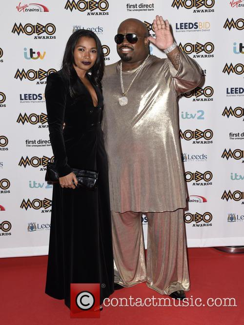 Ceelo Green and Shani James 1