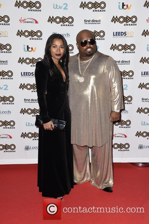 Ceelo Green and Shani James 3