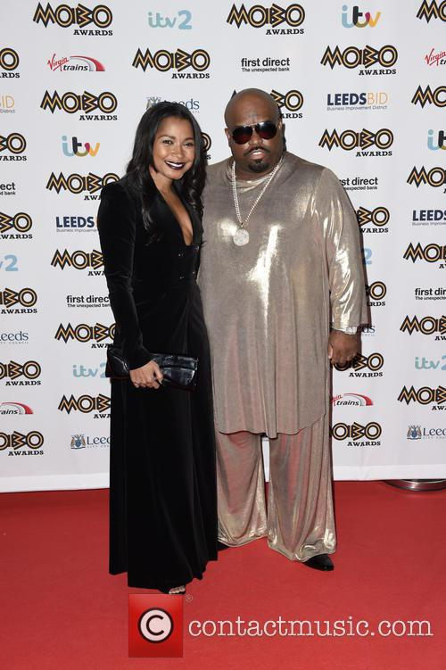 Ceelo Green and Shani James 4