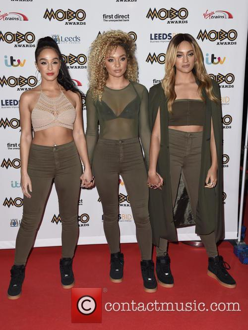 Mobo Awards and Arrivals 3