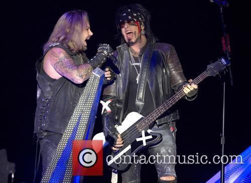Vince Neil and Nikki Sixx 6