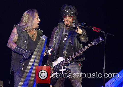 Vince Neil and Nikki Sixx 7