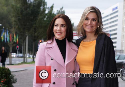 Queen Maxima and Crown Princess Mary Of Denmark 1