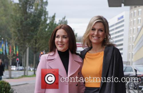 Queen Maxima and Crown Princess Mary Of Denmark 2