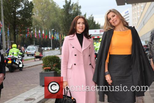 Queen Maxima and Crown Princess Mary Of Denmark 3