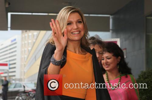 Queen Maxima Of The Netherlands 4