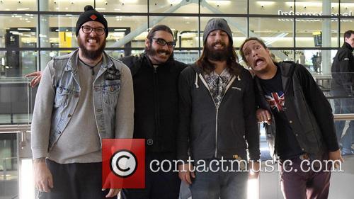 Chris Bishop, Brandon Yeagley, Paul Figueroa and Jake Figueroa 1